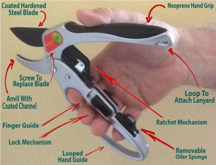 ergonomic-pruners-parts